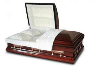 cercueil double